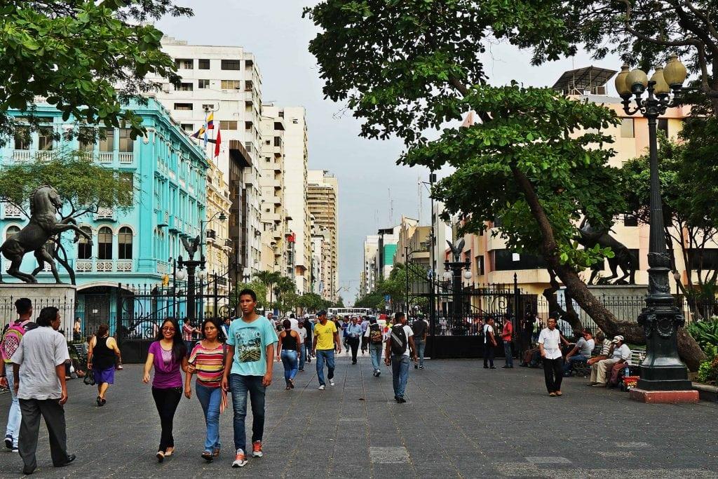 Ecuador. Guayaquil.