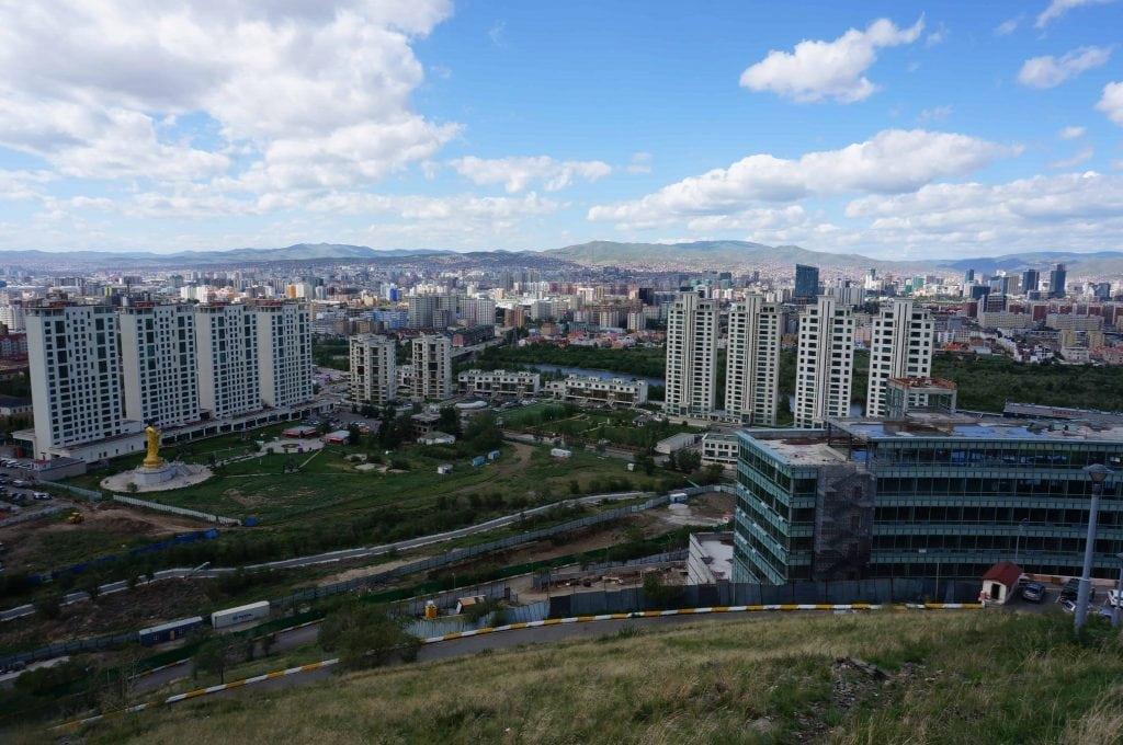 Mongolia. Ulaanbaatar